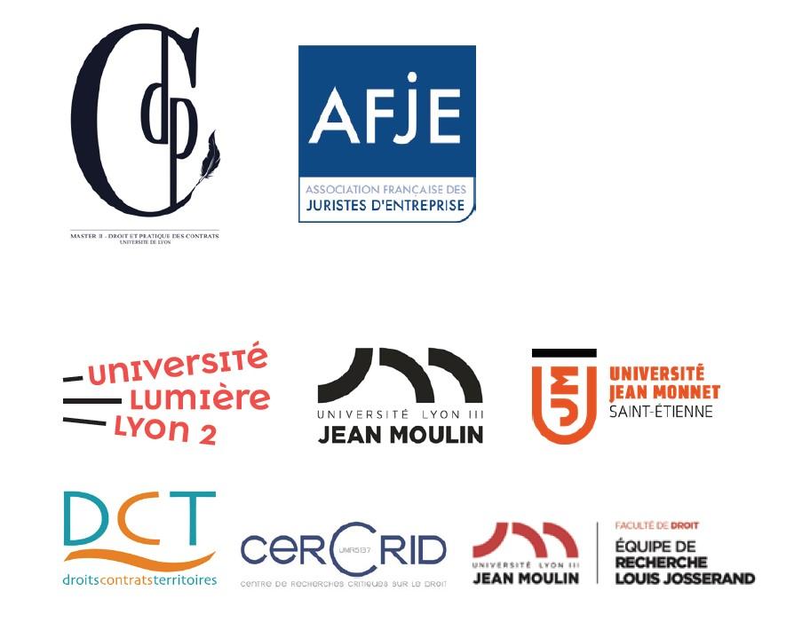Logos partenaires M2 DPC 2019