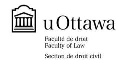 Logo U Ottawa